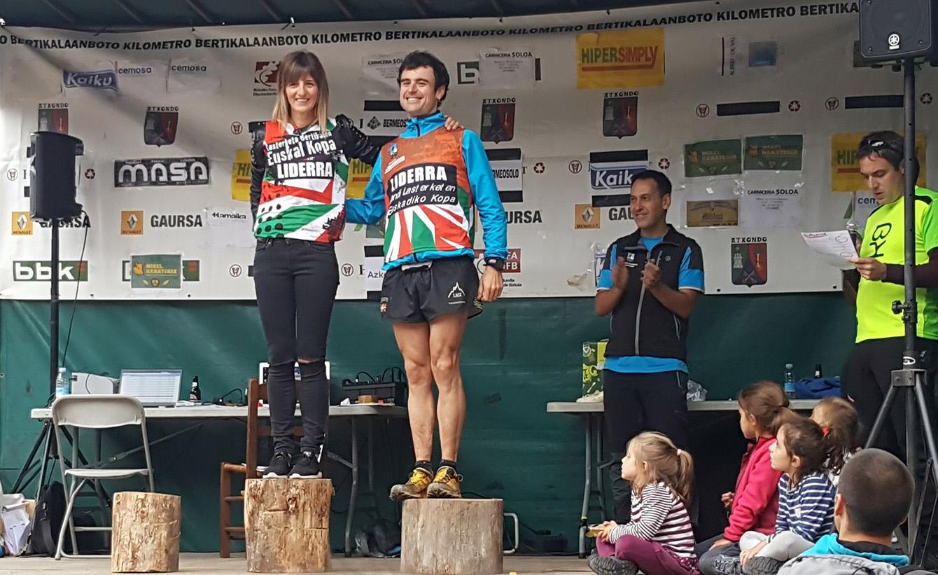 anboto km bertikala podium liderrak elgoibar