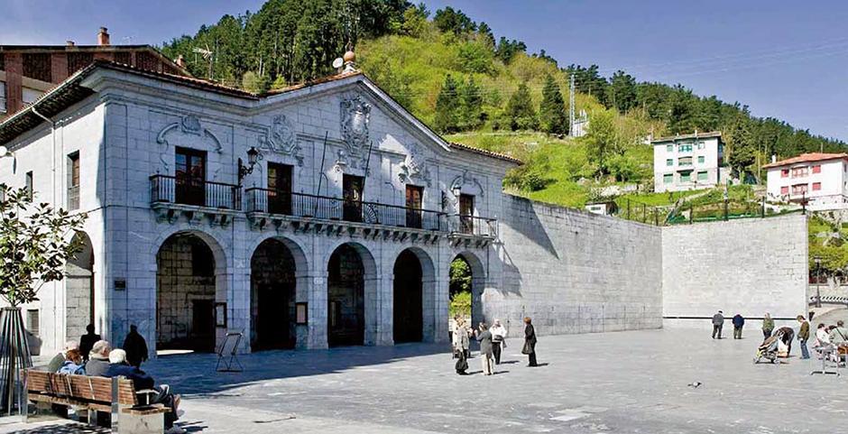 kalegoen plaza elgoibar