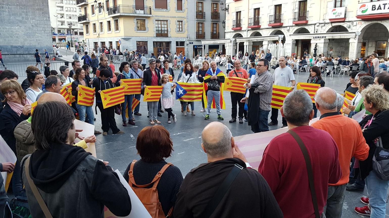 katalunia elkarretaratzea ehbildu elgoibar