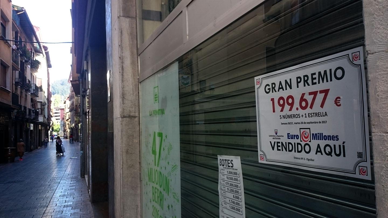 euromillones estankoa elgoibar sanfrantzizko
